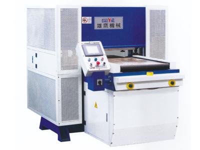XYJ-5A1系列精密火狐体育直播半(全)裁断液压模切机