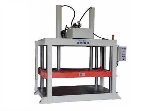 XYJ-3/150 PLC控制垫板微动精密火狐体育直播液压裁切成型机